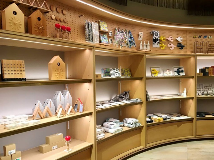 more trees' products @ isetan the japan store kuala lumpur